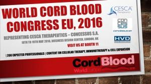 world cord blood congress